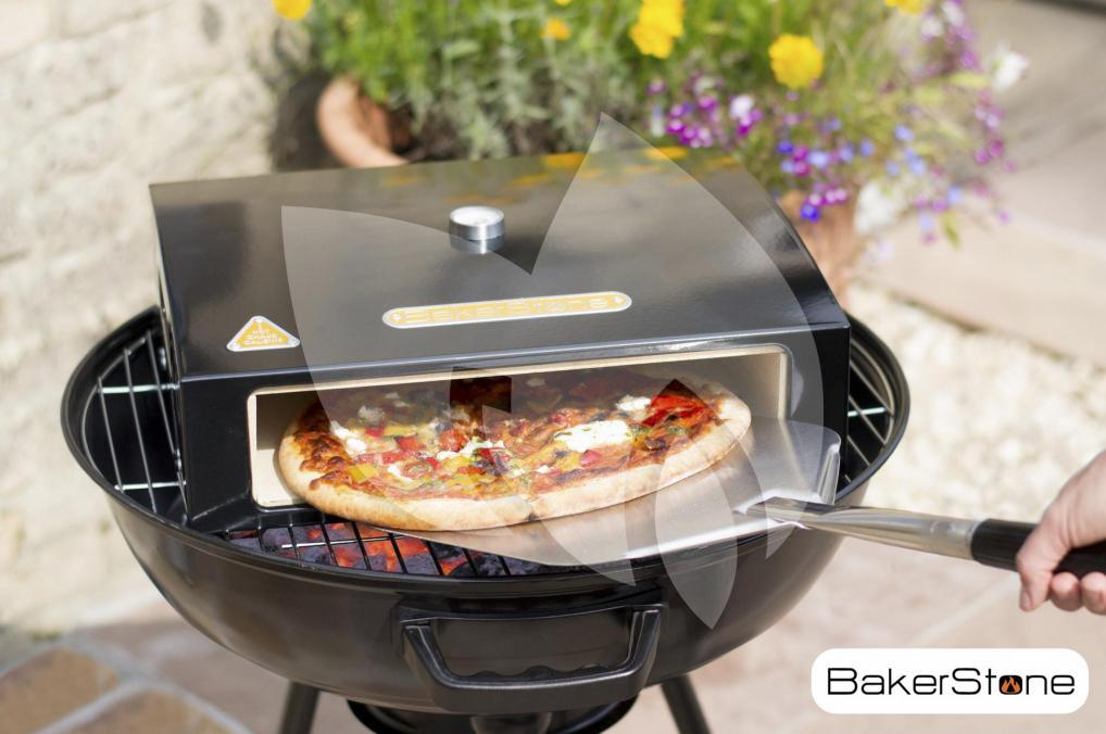 bb grill bakerstone pizza oven box 42 centimeter. Black Bedroom Furniture Sets. Home Design Ideas