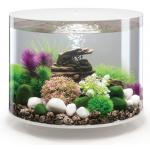 BiOrb Tube aquarium 35 liter MCR wit