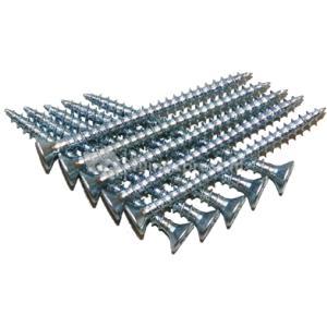 Spaanplaatschroeven verzinkt - 4.0 x 40 mm 250 stuks