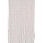 Kralengordijn bruin 90x220cm