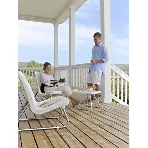 keter rio balkon loungeset. Black Bedroom Furniture Sets. Home Design Ideas
