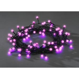 LED lichtsnoer Cherry - Paars