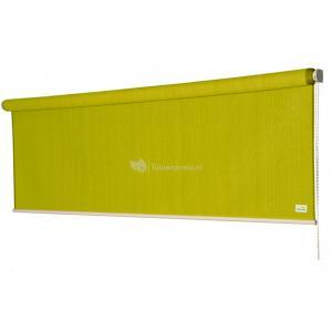 Coolfit rolgordijn lime groen - 2.96 x 2.4 meter