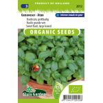 Basilicum biologische zaden - Genoveser - Aton