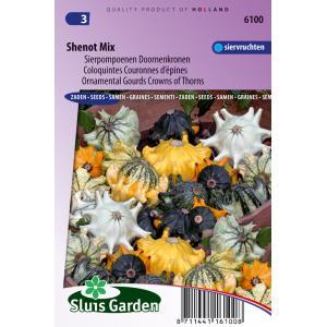 Sierpompoenen Doornenkronen bloemzaden – Shenot Mix