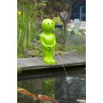 Spuitfiguur Boy 67 cm groen