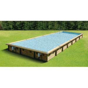 Zwembad Linea 500x1100 - Beige