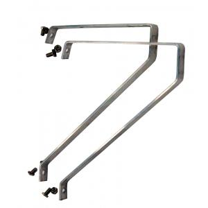 Plankdragers aluminium