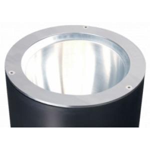 Los glas voor Luminor grondspots - Helder glas
