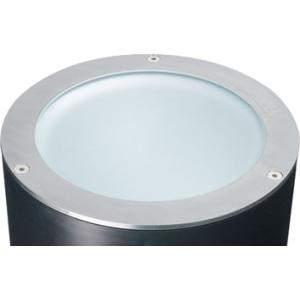 Los glas voor Luminor grondspots - Matglas