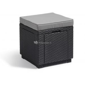 Cube multifunctionele voetenbank