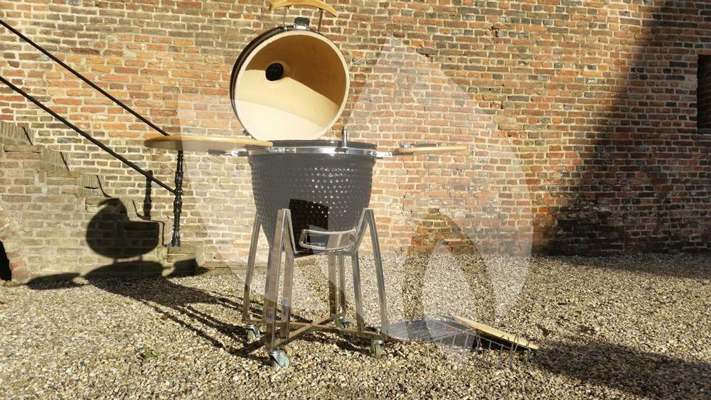 Bb Grill Kamado Buitenoven Barbecue Tuinexpress Be