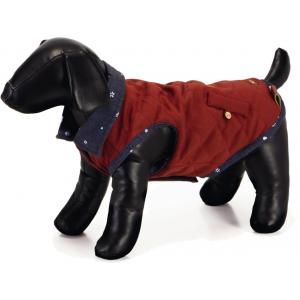Hondenjas Copa rood 50 cm