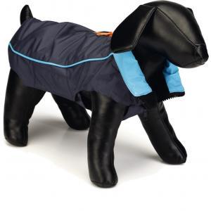 Nano hondenjas Monsoon blauw 45 cm