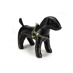 Hondentuig nylon Spira 35-60cm lichtgroen