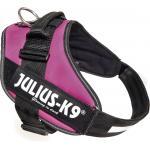 Julius-K9 IDC-Powertuig 71-96cm roze