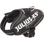 Julius-K9 IDC-Powertuig Baby 33-45cm antraciet