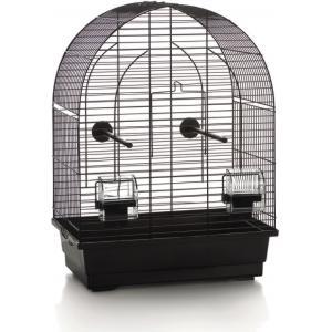 Vogelkooi Lucie klein zwart