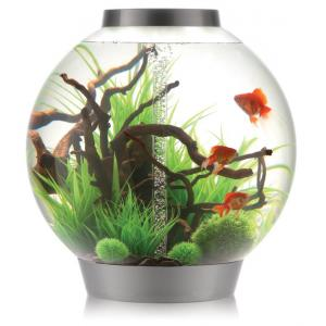 BiOrb Classic aquarium 105 liter MCR zilver
