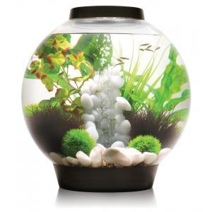 BiOrb Classic aquarium 30 liter LED Tropical zwart