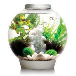 BiOrb Classic aquarium 60 liter LED zilver