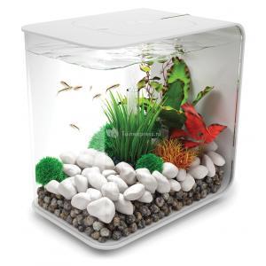 BiOrb Flow aquarium 30 liter LED wit