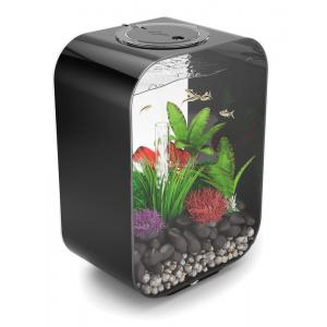BiOrb Life aquarium 15 liter LED zwart