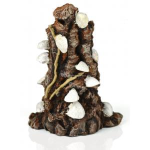 BiOrb ornament schelp op schors wit aquarium decoratie