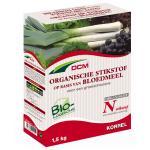 Organische stikstof op basis van bloedmeel