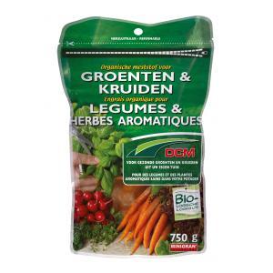 Organische meststof voor groenten en kruiden - 0.75 kg