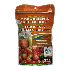 Organische meststof voor aardbeien en kleinfruit - 0.2 kg