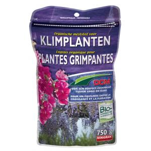 Organische meststof voor klimplanten