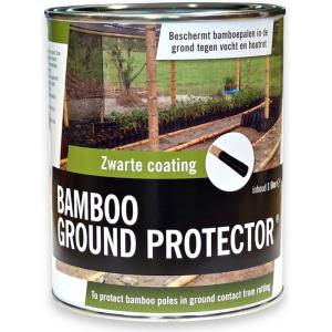 Bamboe ground protector