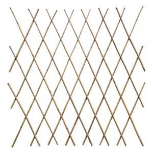 Bamboe harmonica klimrek 180 x 180 cm