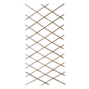 Bamboe harmonica klimrek 90 x 180 cm