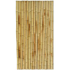 Bamboe schutting naturel 90 x 180 cm x 35-45 mm