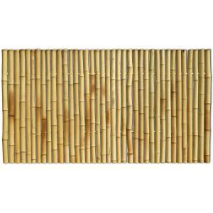Bamboe schutting naturel 180 x 100 cm x 35-45 mm