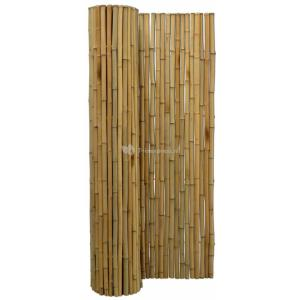 Bamboemat naturel 250 x 150 cm x 25-28 mm