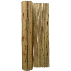 Bamboemat naturel 250 x 180 cm x 25-28 mm