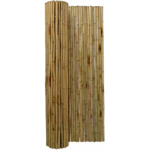 Bamboemat naturel 250 x 200 cm x 25-28 mm