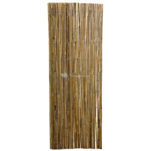 Gespleten bamboemat 500 x 180 cm