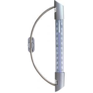 Venster buitenthermometer kunststof Orbis 23.5 cm