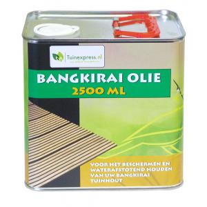 Bangkirai olie 2500 ml