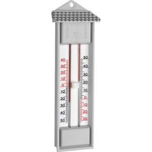 Muurthermometer max mini kunststof