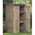 Vaals houten tuinkast