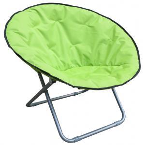 Relaxstoel voor buiten groen