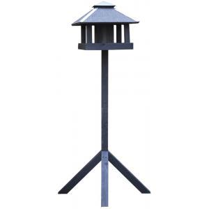 Vogel voederhuis Vejers op standaard