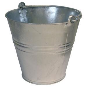 Zinken emmer 8 liter zink