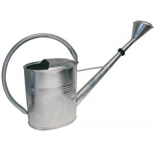 Zinken gieter 8 liter ovaal