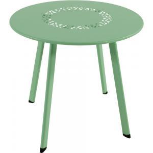 Dali bijzettafeltje groen 45 cm